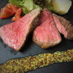 シェフいちおし!山本産黒毛和牛のステーキ