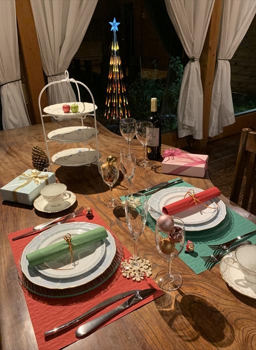 2018クリスマスディナー